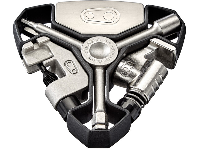 Crankbrothers Y16 Multifunction Tool silver